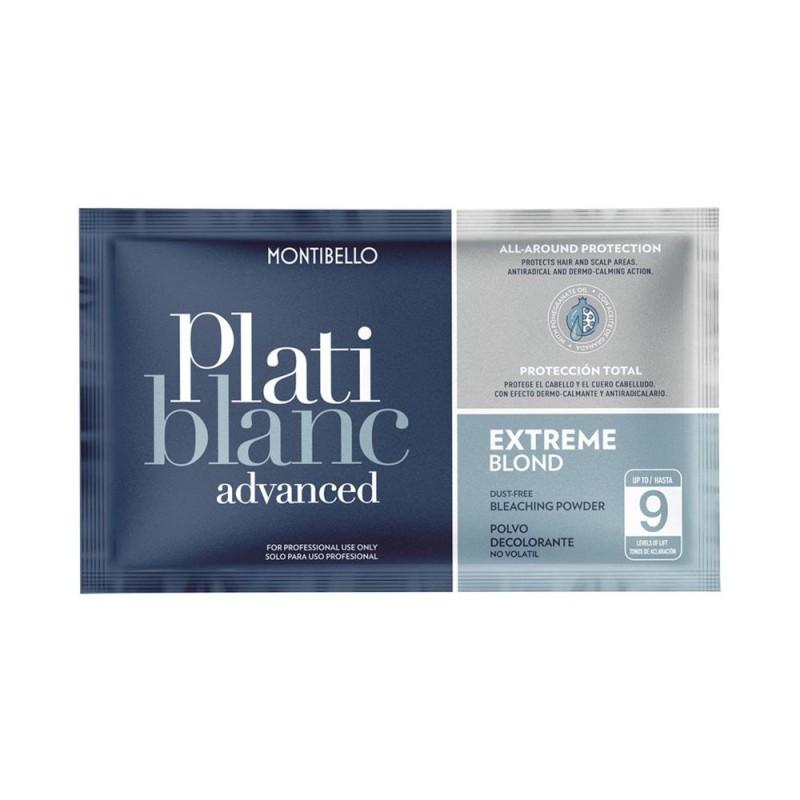 Ντεκαπάζ PLATIBLANC ADVANCED EXTREME BLOND SACHET 30g