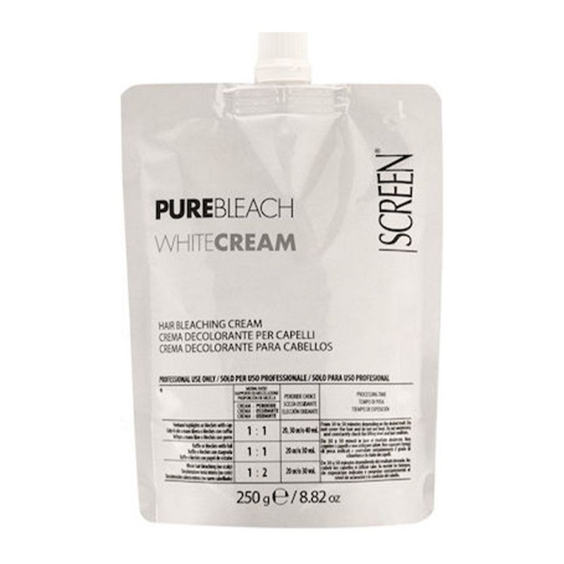 Ντεκαπάζ Screen Pure Bleach White Cream 250gr
