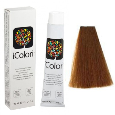 Kepro iColori Oro Ramati Βαφή Μαλλιών 90ml (ΞΑΝΘΟ ΣΚΟΥΡΟ ΧΡΥΣΟ ΧΑΛΚΙΝΟ) - No6.34