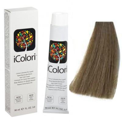Kepro iColori Cenere Βαφή Μαλλιών 90ml (ΞΑΝΘΟ ΣΑΝΤΡΕ) - No7.1