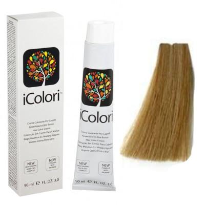 Kepro iColori Naturali Βαφή Μαλλιών 90ml (ΞΑΝΘΟ ΑΝΟΙΧΤΟ) - No8