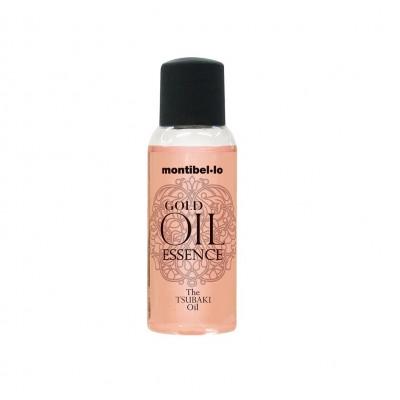 MONTIBEL-LO GOLD OIL ESSENCE TSUBAKI OIL 30ml