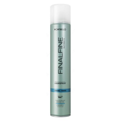 Montibello Finalfine Ultimate Strong Hairspray 500ml