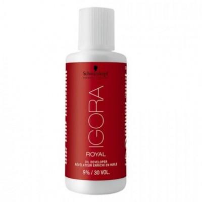 Οξυζενέ Schwarzkopf Professional Igora Royal Oil Developer 9% 30Vol (60ml)