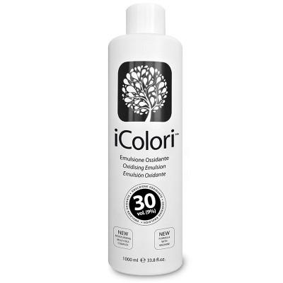 Οξυζενέ iCOLORI ΟΞΥΚΡΕΜ 30vol (9%) 1000ml