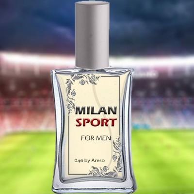 MILAN SPORT for Men (χυμα αρωμα)