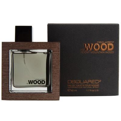 Τύπου He Wood Rocky Mountain Wood - DSQUARED²  (χυμα αρωμα)