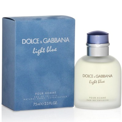 Τύπου Light Blue pour Homme - Dolce & Gabbana (χυμα αρωμα)