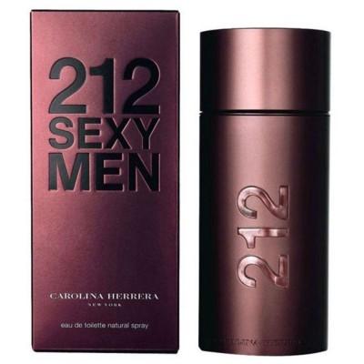 Τύπου 212 Sexy Men - Carolina Herrera (χυμα αρωμα)