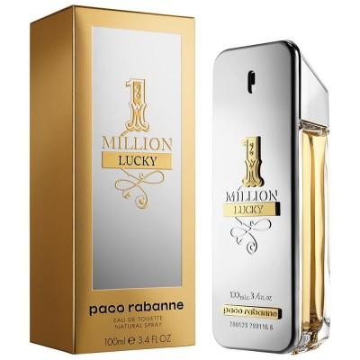 Τύπου 1 Million Lucky - Paco Rabanne (χυμα αρωμα)