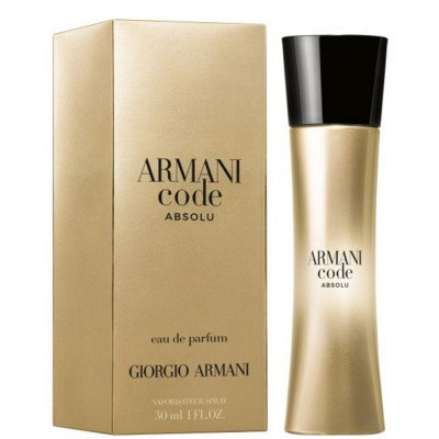 Τύπου Armani Code Absolu Femme από Giorgio Armani (χυμα αρωμα)