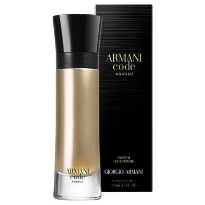 Τύπου Armani Code Absolu for Men από Giorgio Armani (χυμα αρωμα)