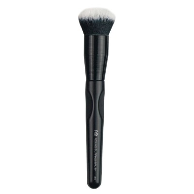 Ro Ro Round Buffing Brush - Πινέλο για Υγρό Make up, Πούδρα, Ρουζ, Bronzer