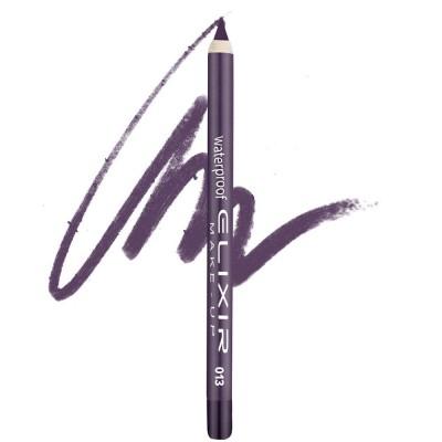 Elixir Αδιάβροχο Μολύβι ματιών – #013 (Royal Purple)