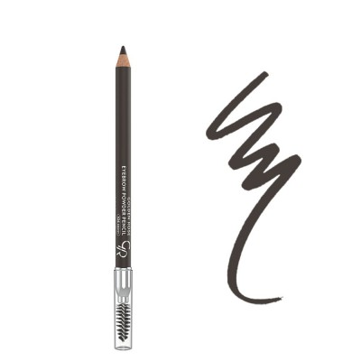 Golden Rose Eyebrow Powder Pencil 1,2gr – #106 (Ebony)