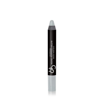 Golden Rose Glitter Eyeshadow Crayon Waterproof 2.4g - #52