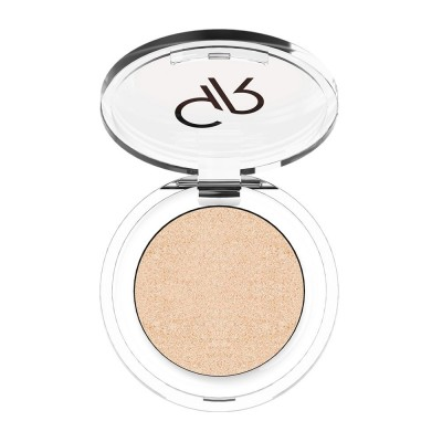 Golden Rose Soft Color Mono Eyeshadow 2.3g - #44 (Pearl)