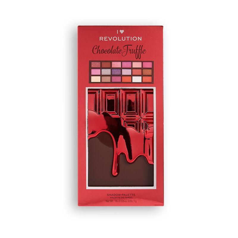 Revolution Chocolate Truffle Eyeshadow Palette