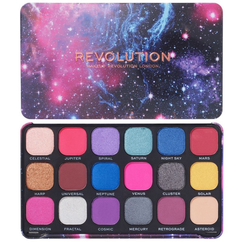 Revolution Beauty Forever Flawless Eyeshadow Palette Constellation