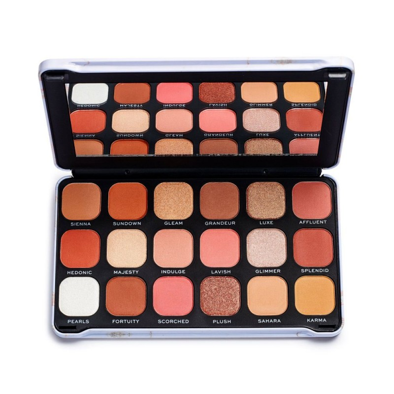 Revolution Beauty Forever Flawless Eyeshadow Palette Decadent