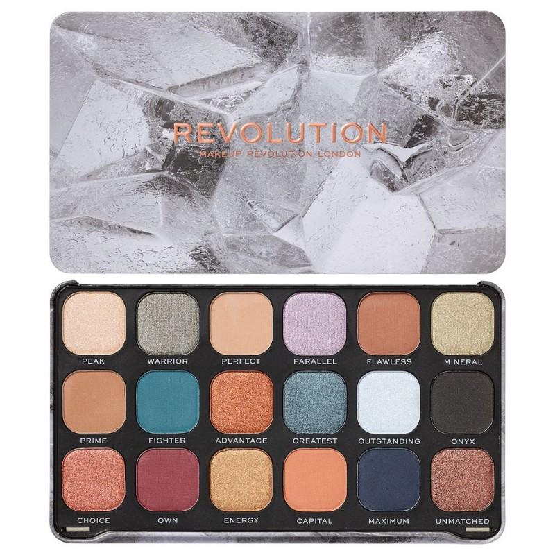Revolution Beauty Forever Flawless Eyeshadow Palette Optimum