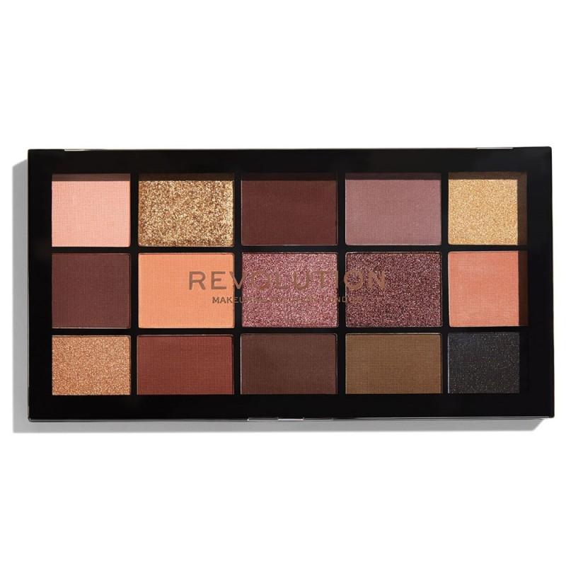 Revolution Reloaded Velvet Rose Palette