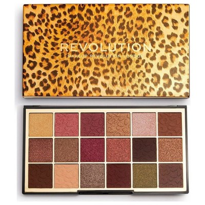Revolution Wild Animal Courage Palette 18gr