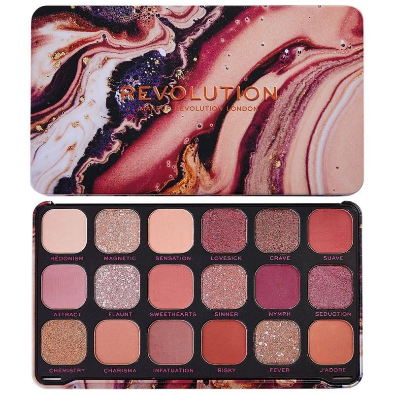 Revolution Beauty Forever Flawless Eyeshadow Palette Allure