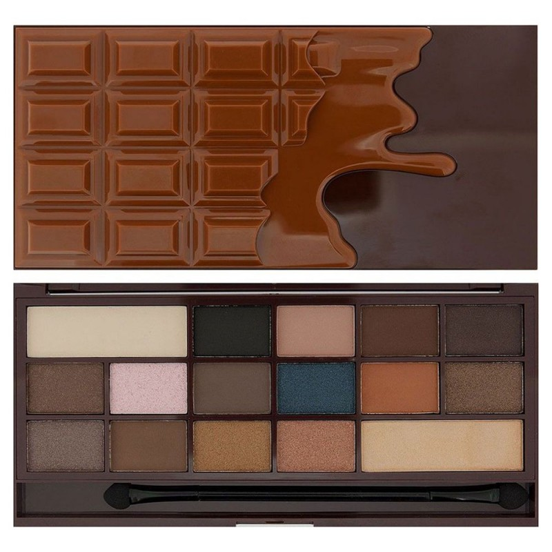 Revolution Chocolate Salted Caramel Eyeshadow Palette