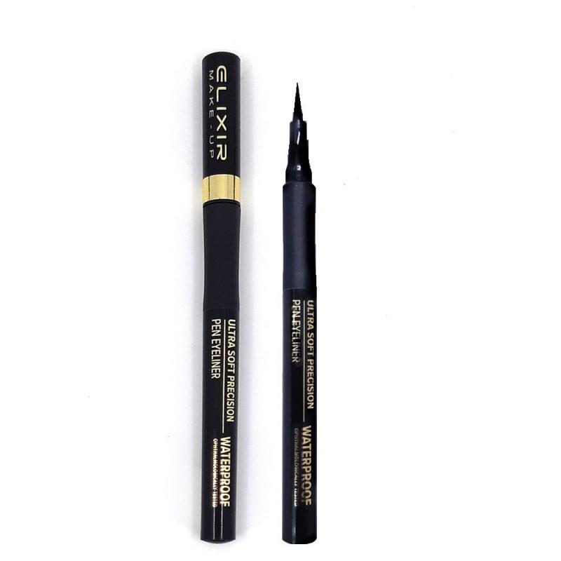 Elixir Ultra Soft Precision Pen Eyeliner 1ml