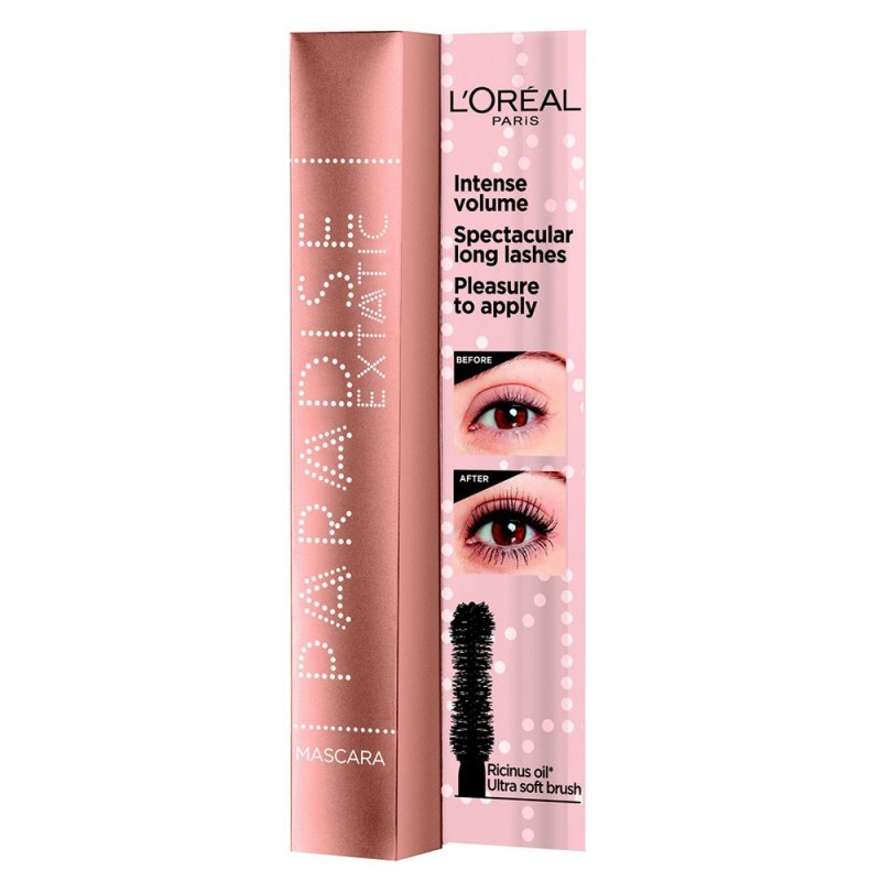 L'Oreal Paradise Extatic Mascara 6.4ml - Black
