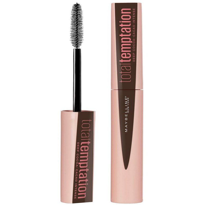 Maybelline Mascara Total Temptation 8.6ml Deep Cocoa