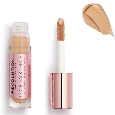 Revolution Beauty Conceal & Define Concealer 4gr – #C10