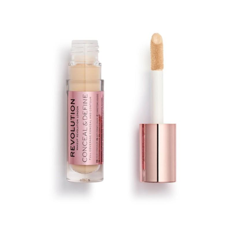 Revolution Beauty Conceal & Define Concealer 4gr – #C6