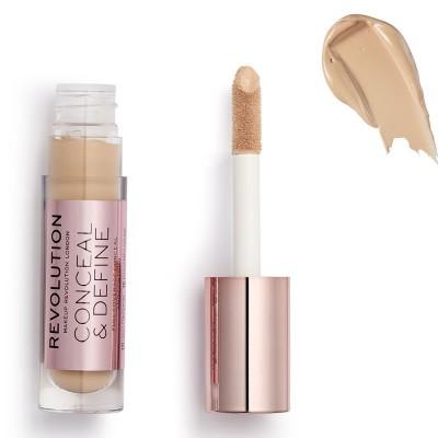 Revolution Beauty Conceal & Define Concealer 4gr – #C8