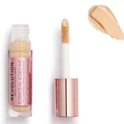 Revolution Beauty Conceal & Define Concealer 4gr – #C8.5
