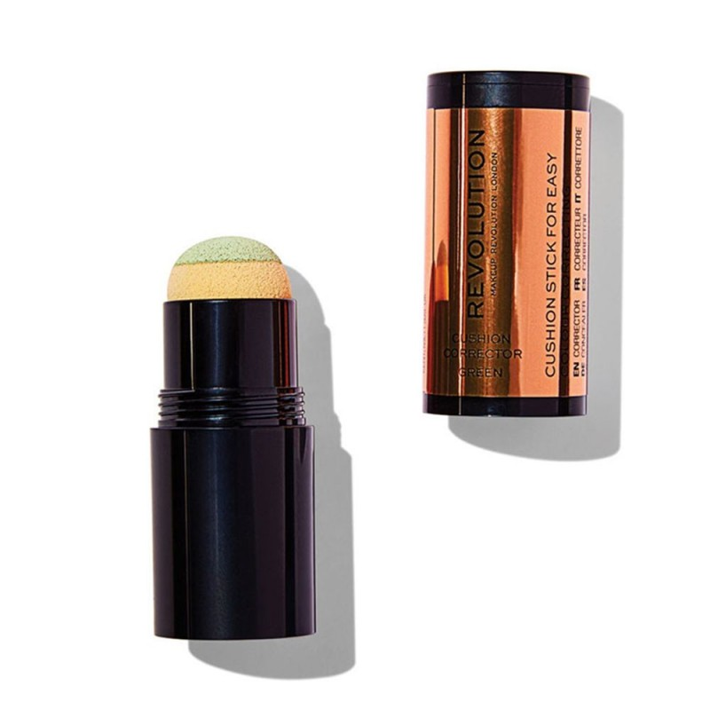 Revolution Beauty Cushion Corrector Stick 2.8g – #Green