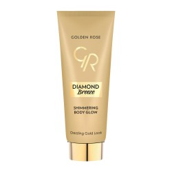 Golden Rose Diamond Breeze Shimmering Body Glow 75ml - #01 Dazzle Gold