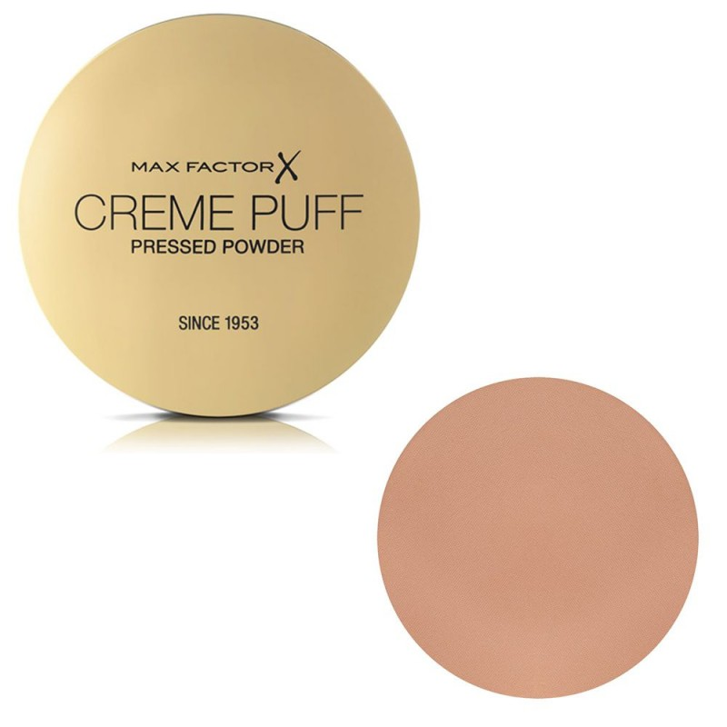 Max Factor Creme Puff Compact Powder 21gr – #041 (Medium Beige)