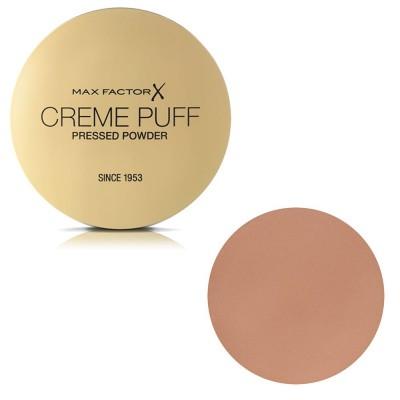 Max Factor Creme Puff Compact Powder 21gr – #042 (Deep Beige)