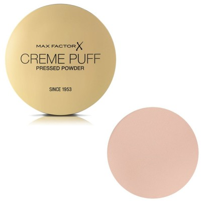 Max Factor Creme Puff Compact Powder 21gr – #085 (Light n Gay)