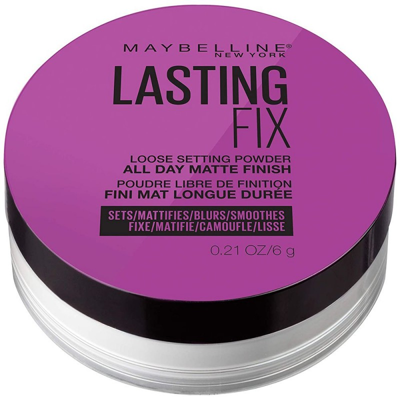 Maybelline Master Fix Setting & Perfecting Loose Powder White 01 Translucent 6 gr