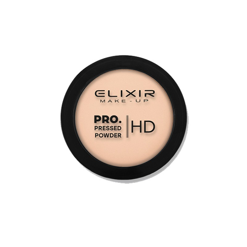 Elixir Πούδρα – PRO. Pressed Powder HD 9g – #200 (Milky Sweet)
