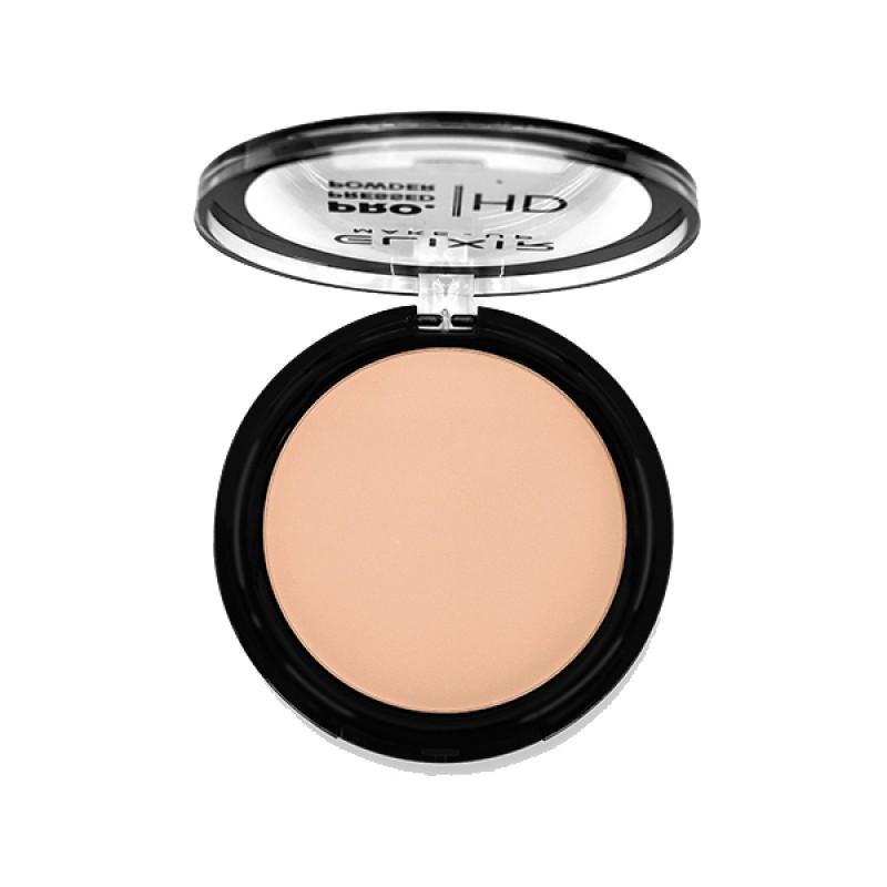 Elixir Πούδρα – PRO. Pressed Powder HD 9g – #202 (Coconut Silk)