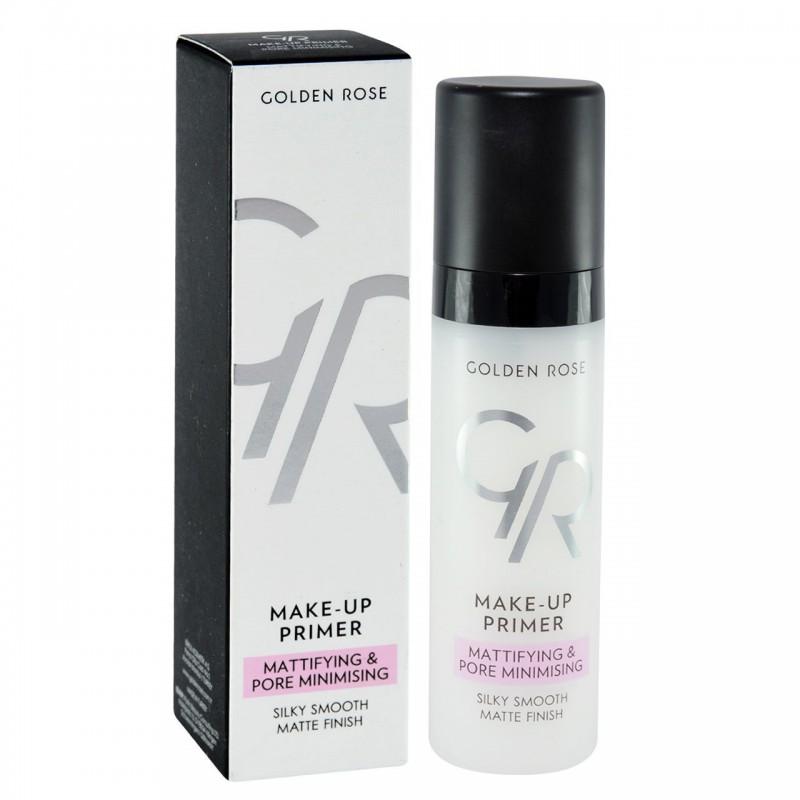 Golden Rose Make-Up Primer Mattifying & Pore Minimizing (για Ματ Αποτέλεσμα) 30ml