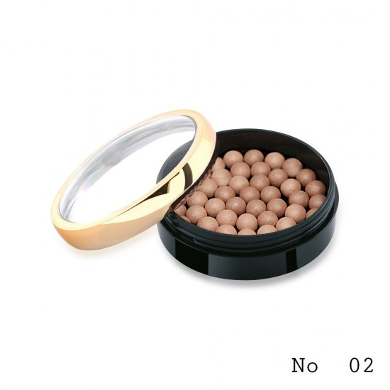 Golden Rose Ball Blusher 27g – #02