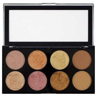 Revolution Ultra Palette Golden Sugar 2 Rose Gold