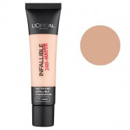 L'Oreal Infallible 24h Matte Foundation 35ml #12 Natural Rose