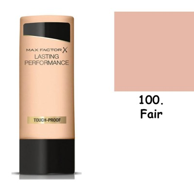 Max Factor Lasting Performance 100 Fair 35ml make up