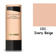 Max Factor Lasting Performance 101 Ivory Beige 35ml make up